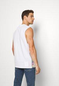 Calvin Klein - PRIDE  - Top - white - 2