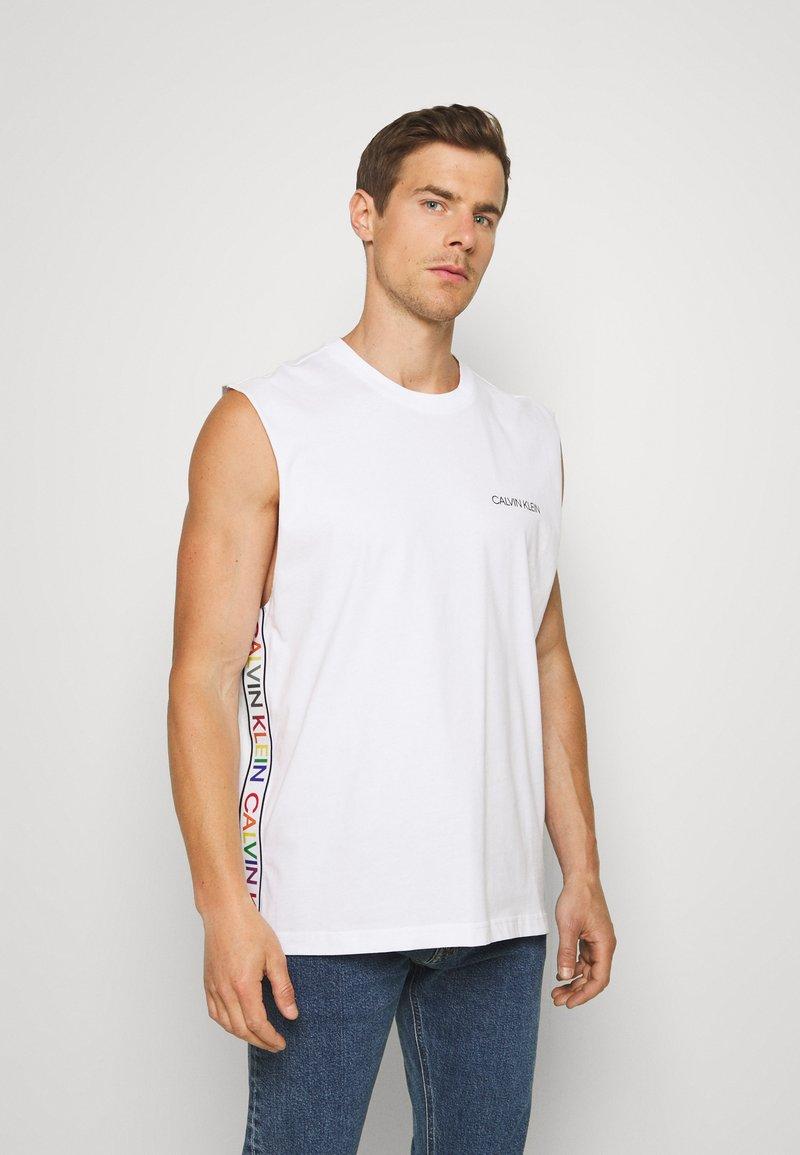 Calvin Klein - PRIDE  - Top - white