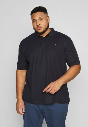 REFINED LOGO SLIM - Polo shirt - blue