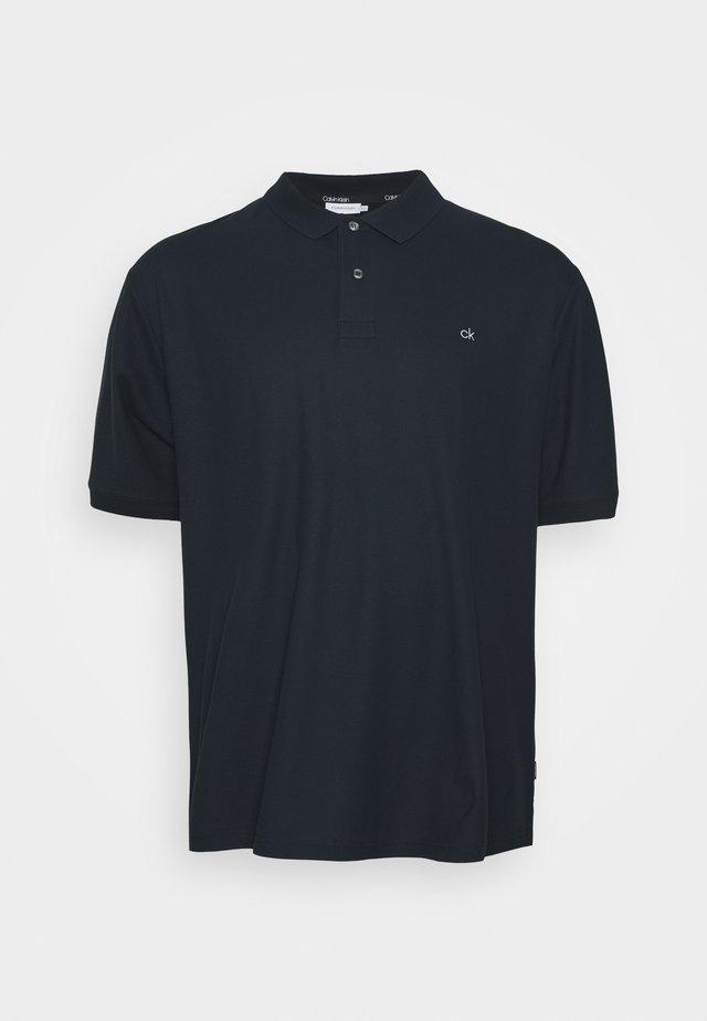REFINED LOGO SLIM - Poloshirt - blue