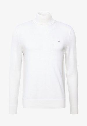SUPERIOR TURTLE NECK - Sweter - white