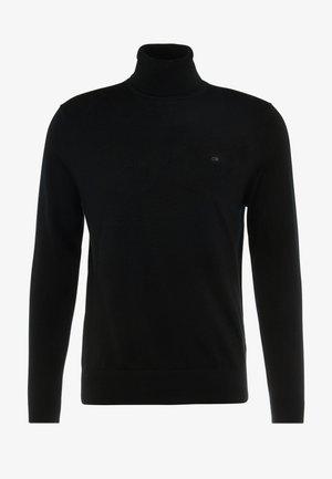 SUPERIOR TURTLE NECK - Maglione - black
