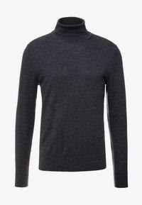 Calvin Klein Tailored - SUPERIOR TURTLE NECK - Svetr - grey - 3