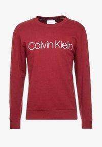 Calvin Klein - LOGO - Mikina - red - 3