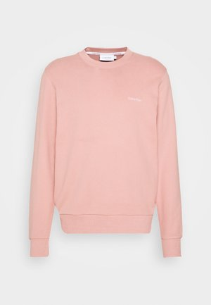 LOGO EMBROIDERY - Sweater - pink