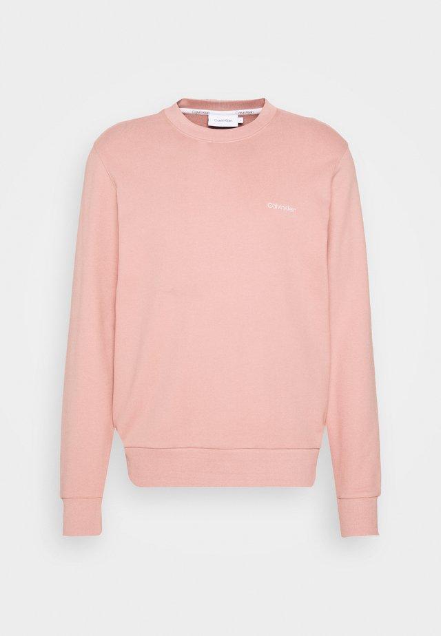 LOGO EMBROIDERY - Sweatshirt - pink