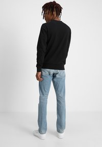 Calvin Klein - CHEST EMBROIDERY - Collegepaita - black - 2