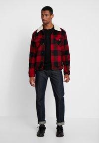 Calvin Klein - ATHLEISURE LOGO  - Sweatshirt - black - 1