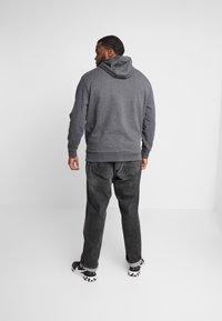 Calvin Klein - LOGO HOODIE - Hoodie - grey - 2
