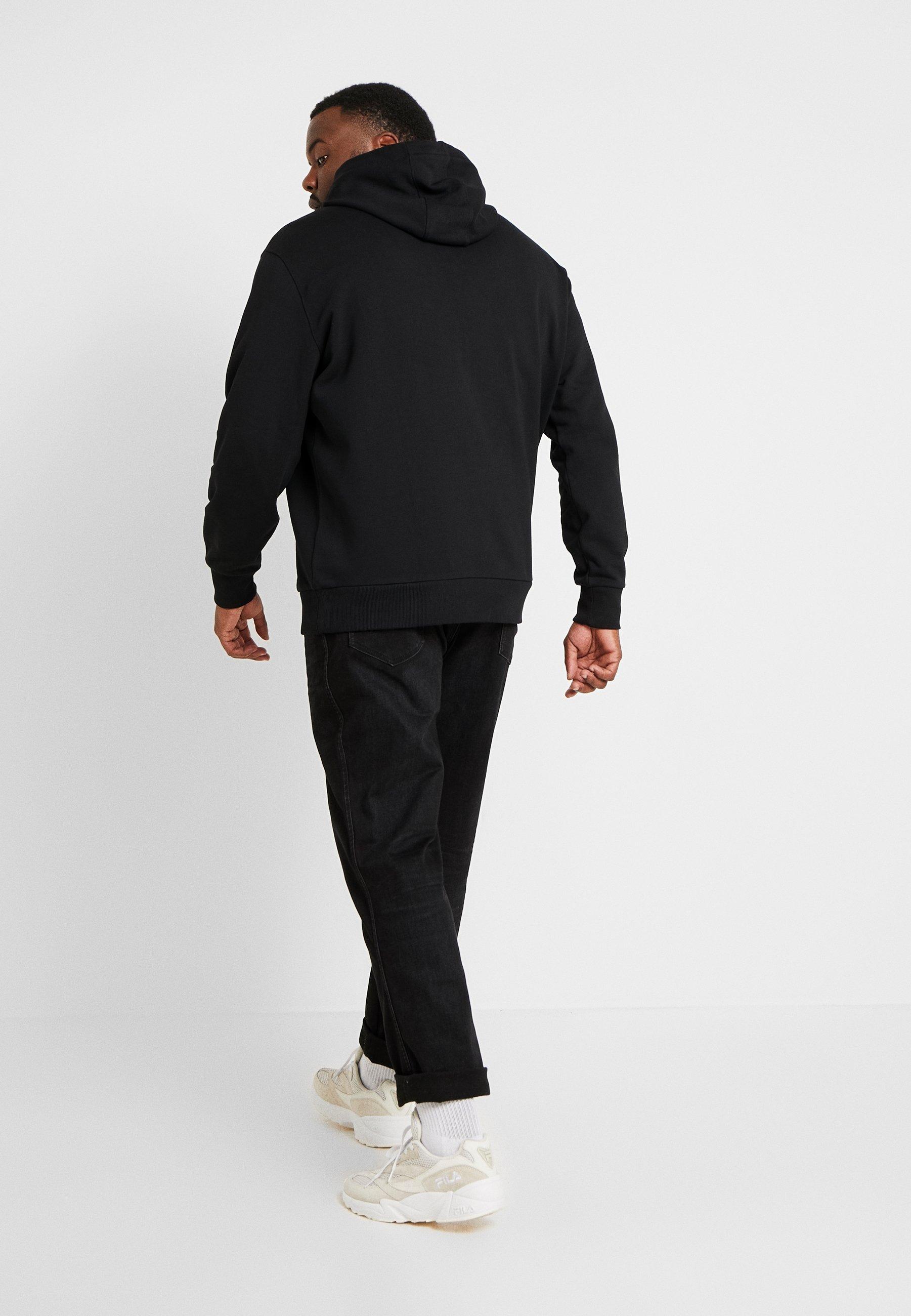 Black Calvin HoodieSweat Logo Capuche À Klein CBerodx