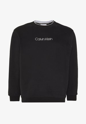 BRUSH LOGO  - Sweatshirt - black
