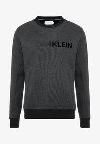 Calvin Klein - TONE ON TONE LOGO  - Mikina - grey - 3
