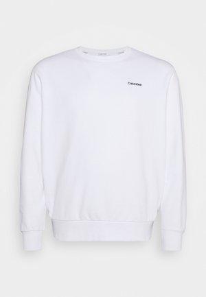 EMBROIDERY  - Sweatshirt - white
