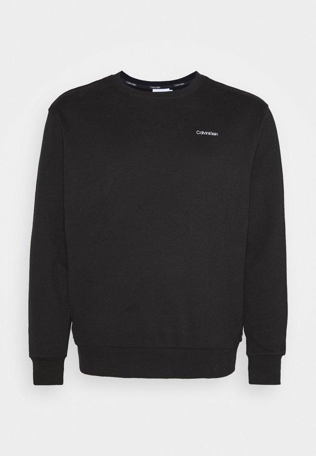 EMBROIDERY  - Sweatshirt - black