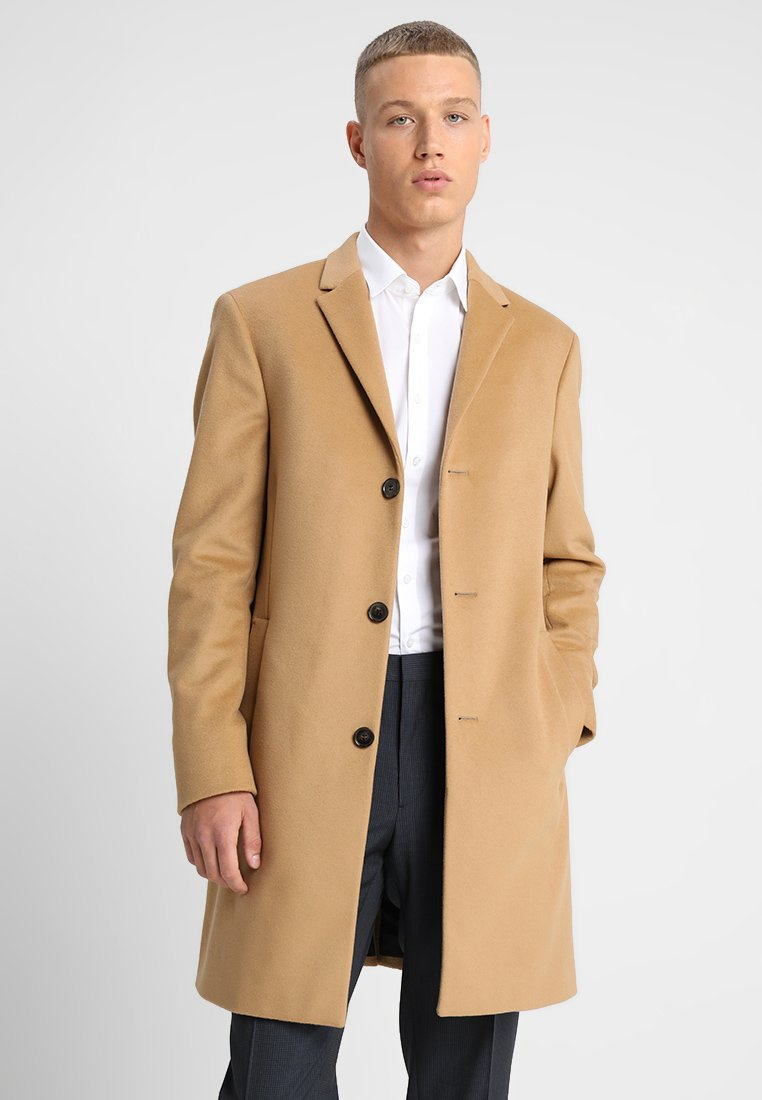 Calvin Klein - CLASSIC COAT - Wollmantel/klassischer Mantel - khaki
