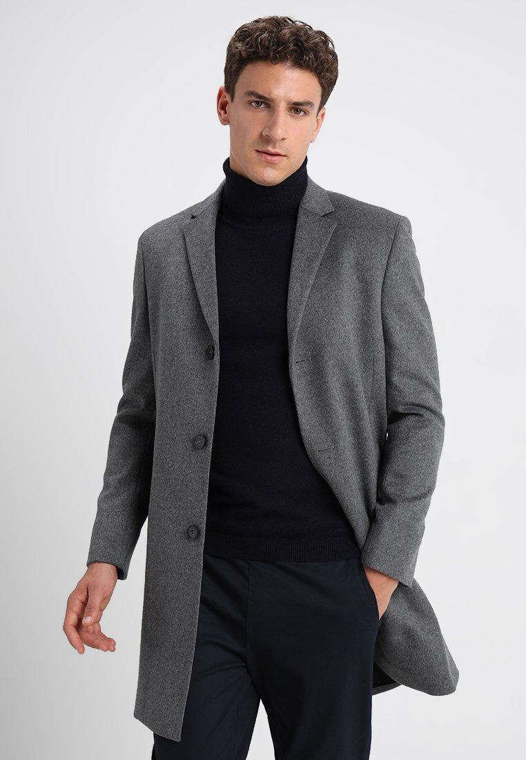 Calvin Klein - CLASSIC COAT - Frakker / klassisk frakker - grey