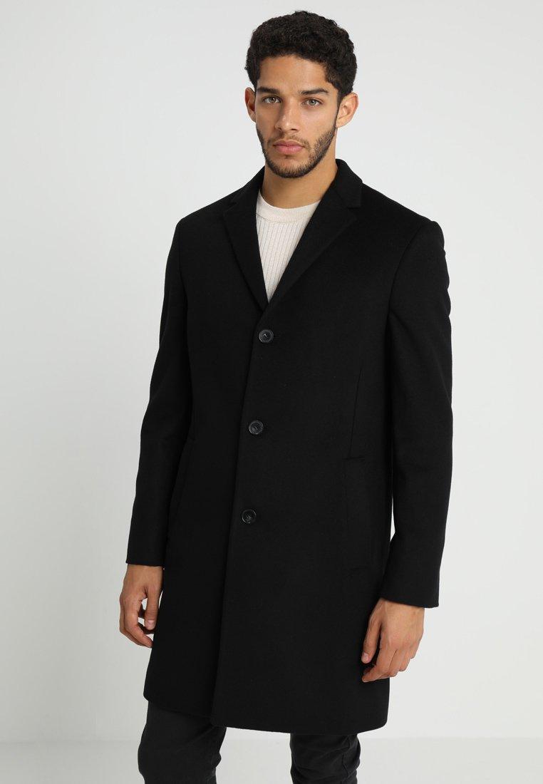 Calvin Klein - CLASSIC COAT - Wollmantel/klassischer Mantel - black