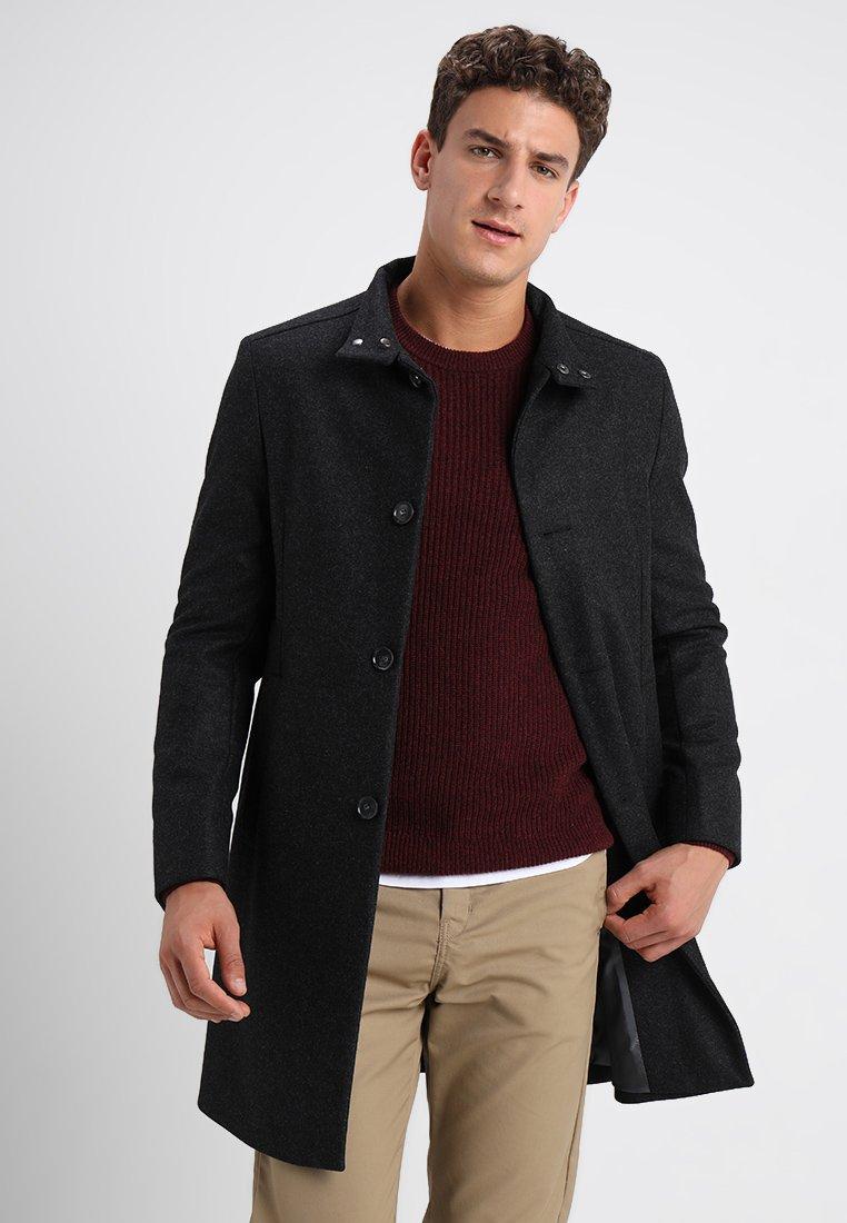 Calvin Klein - BLEND COAT - Classic coat - grey