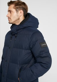 Calvin Klein - MID LENGTH - Giacca invernale - blue - 3