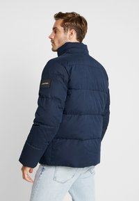 Calvin Klein - MID LENGTH - Giacca invernale - blue - 4