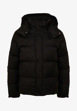 MID LENGTH - Winterjas - black