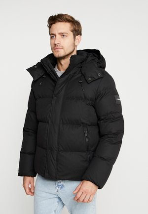 MID LENGTH - Winterjas - black