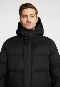 Calvin Klein - MID LENGTH - Vinterjacka - black - 6