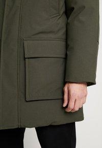 Calvin Klein - LONG LENGTH PREMIUM  - Veste d'hiver - green - 6