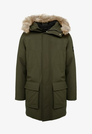 LONG LENGTH PREMIUM  - Cappotto invernale - green