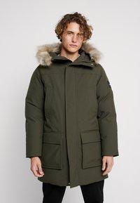 Calvin Klein - LONG LENGTH PREMIUM  - Veste d'hiver - green - 0