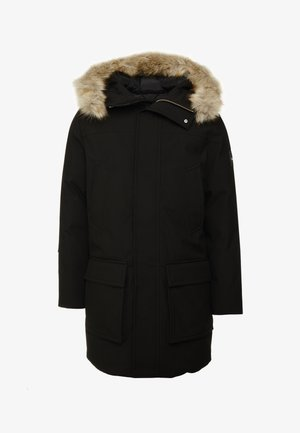 LONG LENGTH PREMIUM  - Zimní kabát - black