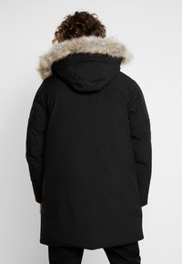 Calvin Klein - LONG LENGTH PREMIUM  - Talvitakki - black - 2