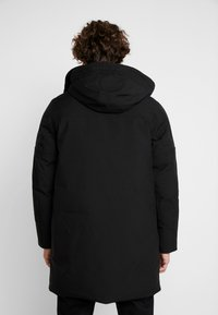 Calvin Klein - LONG LENGTH PREMIUM  - Talvitakki - black - 3