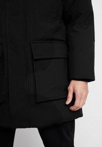 Calvin Klein - LONG LENGTH PREMIUM  - Talvitakki - black - 6