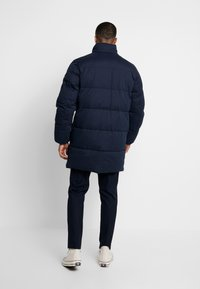 Calvin Klein - LONG LENGTH - Vinterkappa /-rock - blue - 3