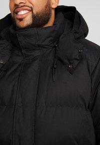 Calvin Klein - MID LENGTH - Winterjacke - black - 7