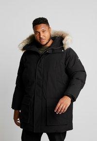 Calvin Klein - LONG PREMIUM - Cappotto invernale - black - 0