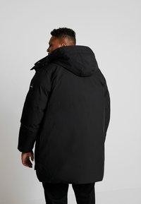 Calvin Klein - LONG PREMIUM - Cappotto invernale - black - 3
