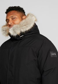 Calvin Klein - LONG PREMIUM - Winter coat - black - 5
