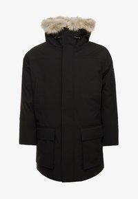 Calvin Klein - LONG PREMIUM - Cappotto invernale - black - 4
