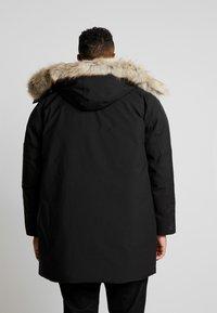 Calvin Klein - LONG PREMIUM - Cappotto invernale - black - 2