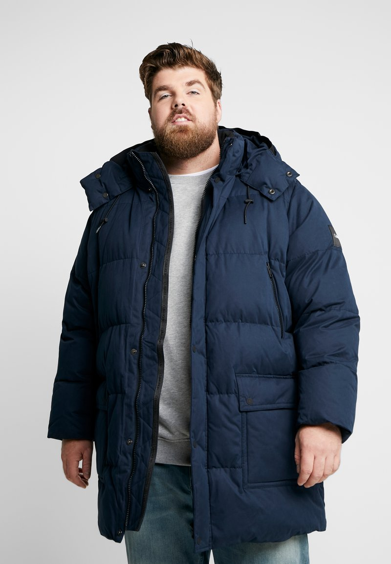 Calvin Klein - Vinterkåpe / -frakk - blue