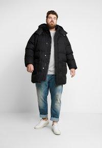 Calvin Klein - Zimní kabát - black - 1