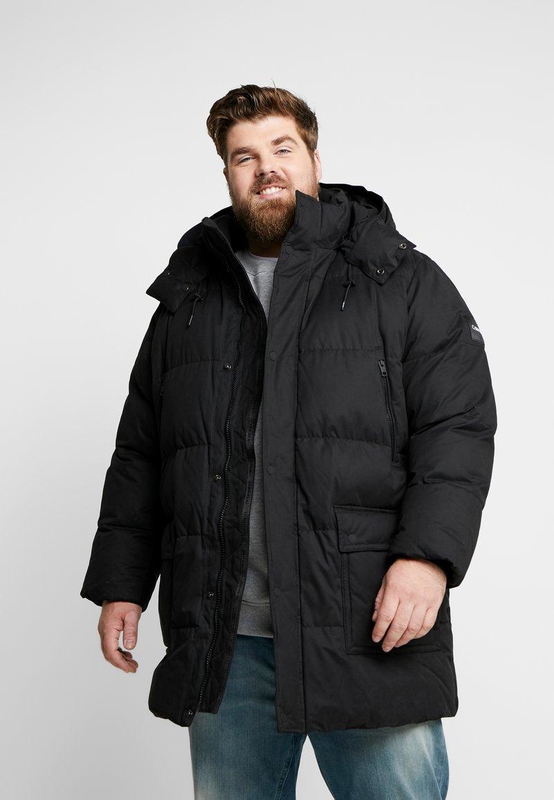 Calvin Klein - Zimní kabát - black