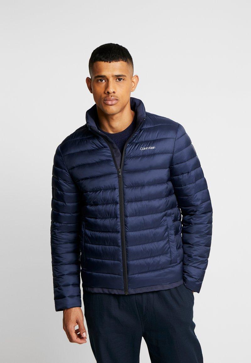 Calvin Klein - LIGHT LINER - Light jacket - blue