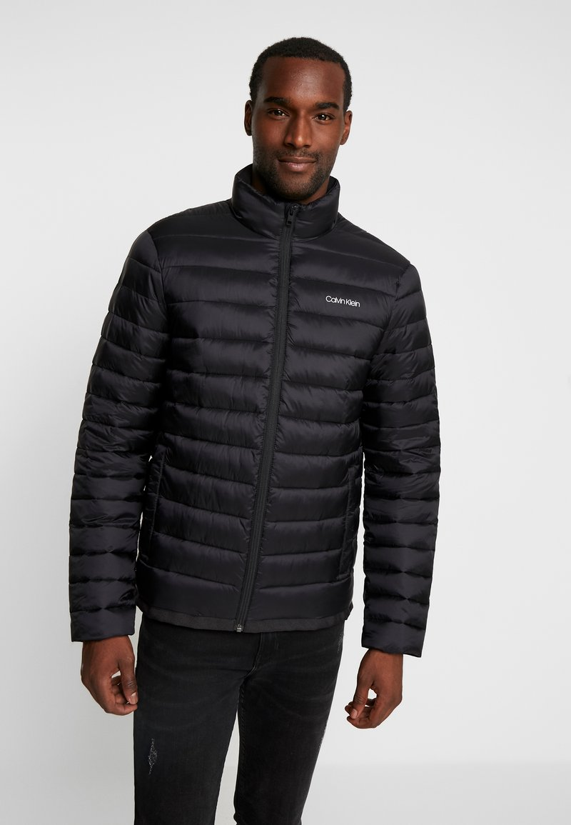 Calvin Klein - LIGHT LINER - Light jacket - black