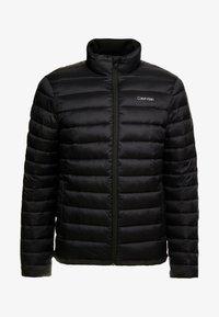 Calvin Klein - LIGHT LINER - Light jacket - black - 4