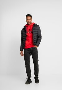 Calvin Klein - HOODED LINER - Chaqueta de invierno - black - 1