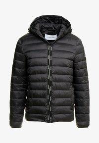 Calvin Klein - HOODED LINER - Chaqueta de invierno - black - 4