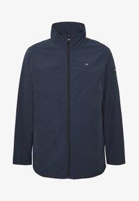 Calvin Klein - CRINKLE JACKET - Summer jacket - blue - 4